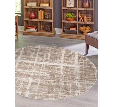 Image of Jill Zarin 8' x 8' Uptown Round Rug
