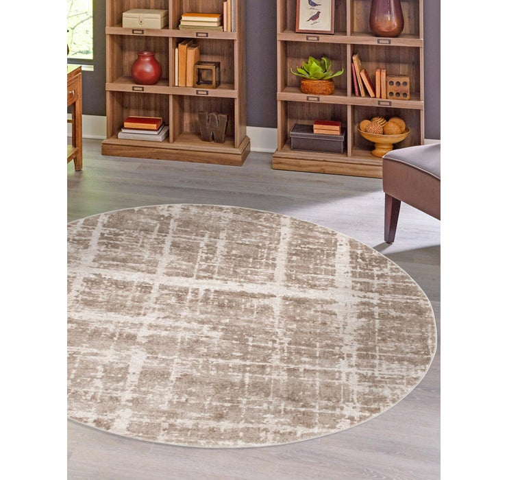 Image of 8' x 8' Uptown Round Rug