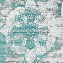 Link to Turquoise of this rug: SKU#3141293