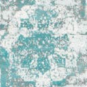 Link to Turquoise of this rug: SKU#3141376