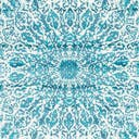 Link to Turquoise of this rug: SKU#3141468