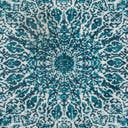 Link to Turquoise of this rug: SKU#3141469