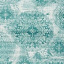Link to Turquoise of this rug: SKU#3141673