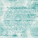 Link to Turquoise of this rug: SKU#3141564