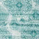 Link to Turquoise of this rug: SKU#3141518