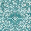 Link to Turquoise of this rug: SKU#3141570