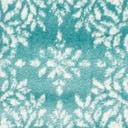 Link to Turquoise of this rug: SKU#3141692