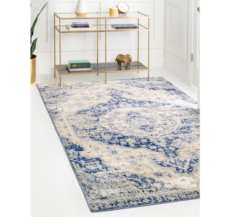 Blue Oxfordshire Rug