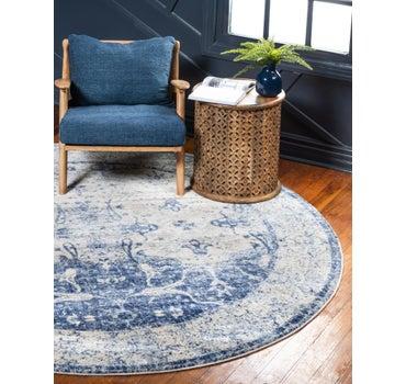 8' x 8' Berkshire Round Rug main image