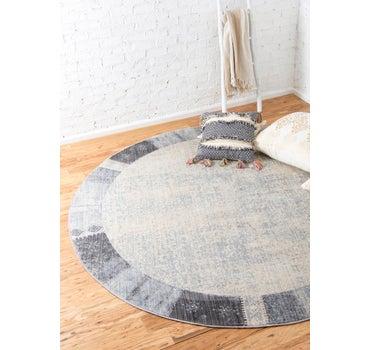 8' x 8' Solaris Round Rug main image