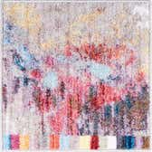 Jill Zarin 1' 8 x 1' 8 Downtown Sample Rug thumbnail