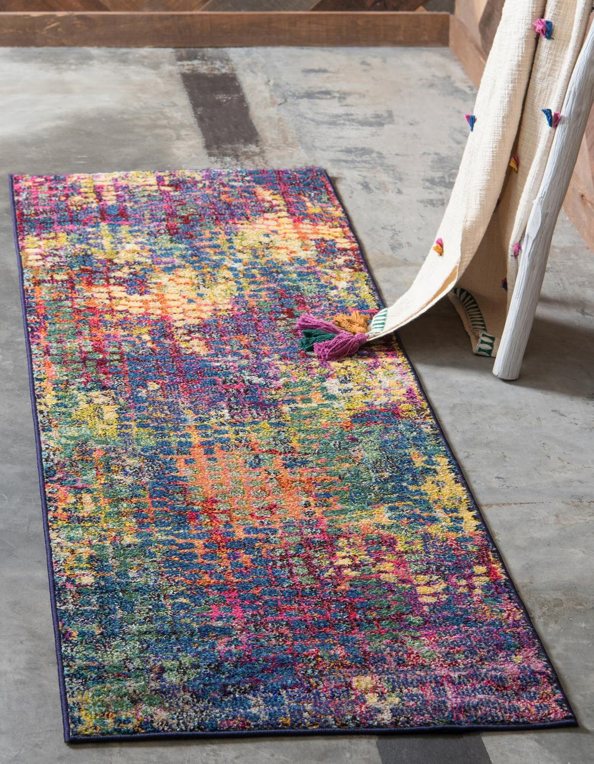 2' 2 x 6' Spectrum Runner Rug main image