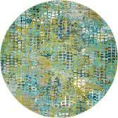 245cm x 245cm Spectrum Round Rug thumbnail