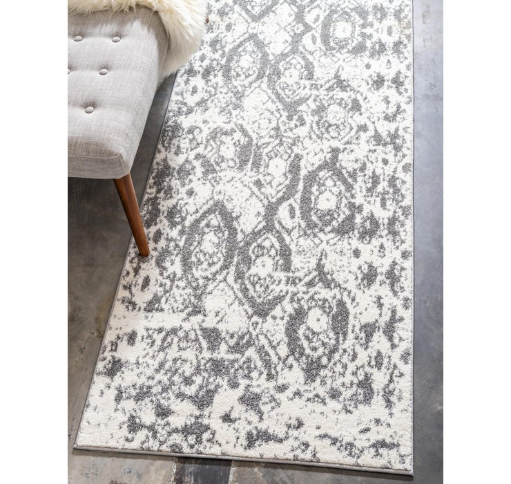 Image of  Light Gray Brighella Runner Rug