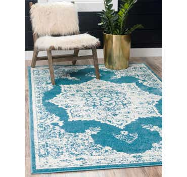 Image of  Blue Brighella Rug