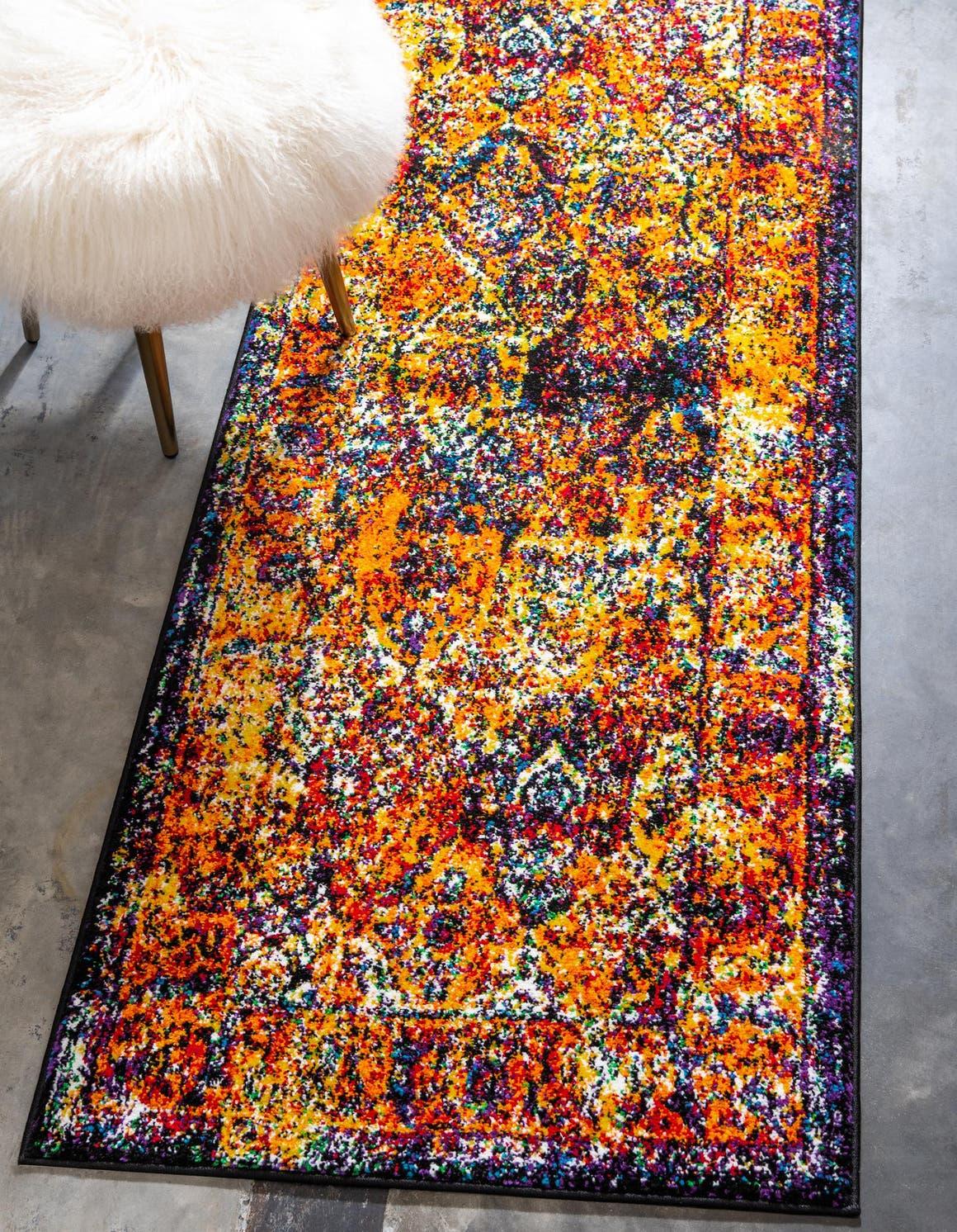 2' 7 x 10' Venice Runner Rug main image