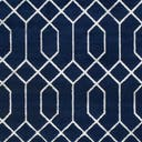 Link to Navy Blue Silver of this rug: SKU#3142537