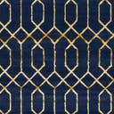 Link to Navy Blue Gold of this rug: SKU#3142438
