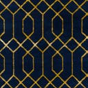 Link to Navy Blue Gold of this rug: SKU#3142432