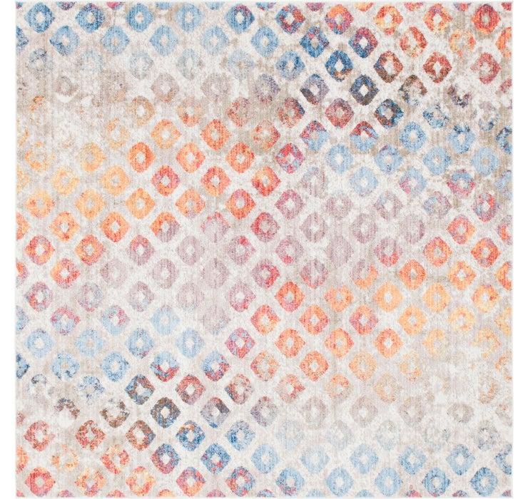 245cm x 245cm Prism Square Rug