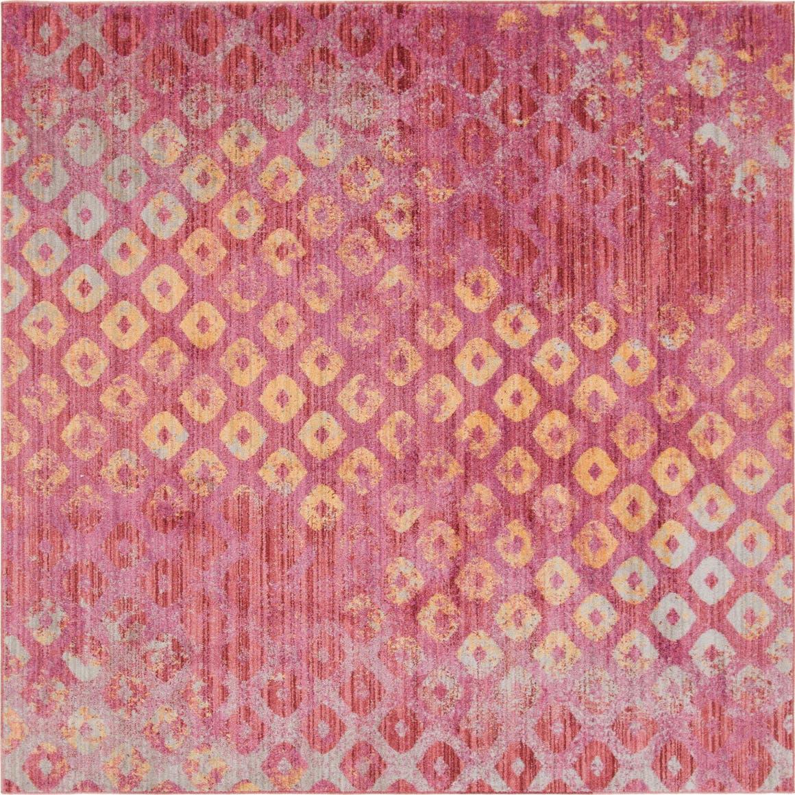 8' x 8' Prism Square Rug main image