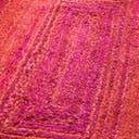 5' x 8' Braided Chindi Rug