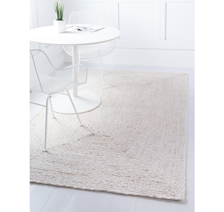 152cm x 245cm Braided Chindi Rug