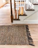 2' 2 x 10' Braided Jute Runner Rug thumbnail