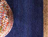 3' 3 x 3' 3 Braided Jute Round Rug thumbnail