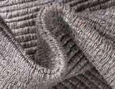152cm x 245cm Metallic Jute Rug thumbnail
