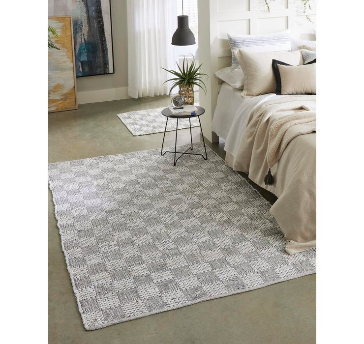 5' x 8' Chindi Cotton Rug