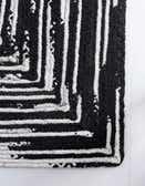 9' x 12' Braided Chindi Rug thumbnail