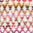 2' x 3' Braided Chindi Rug