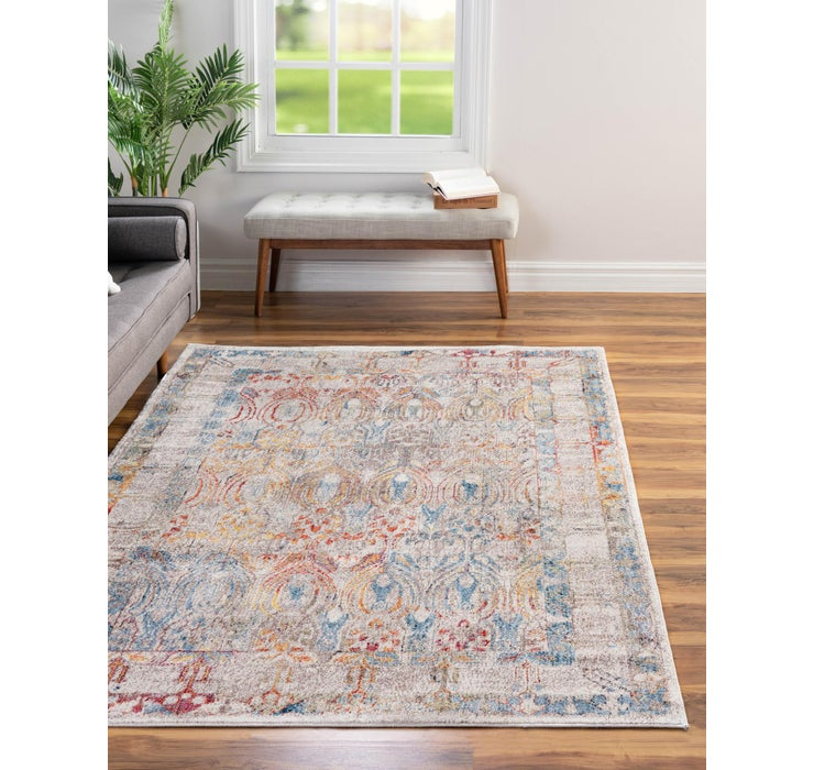 Multi Williamsburg Rug