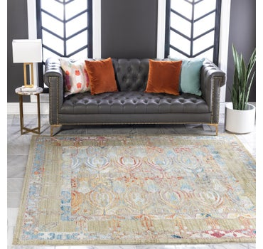 8' x 8' Brooklyn Square Rug main image
