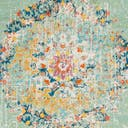 Link to Green of this rug: SKU#3143344