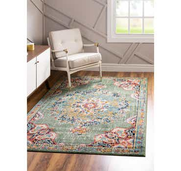Image of  Green Madeline Rug