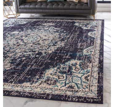 Image of 8' x 8' Carrington Square Rug