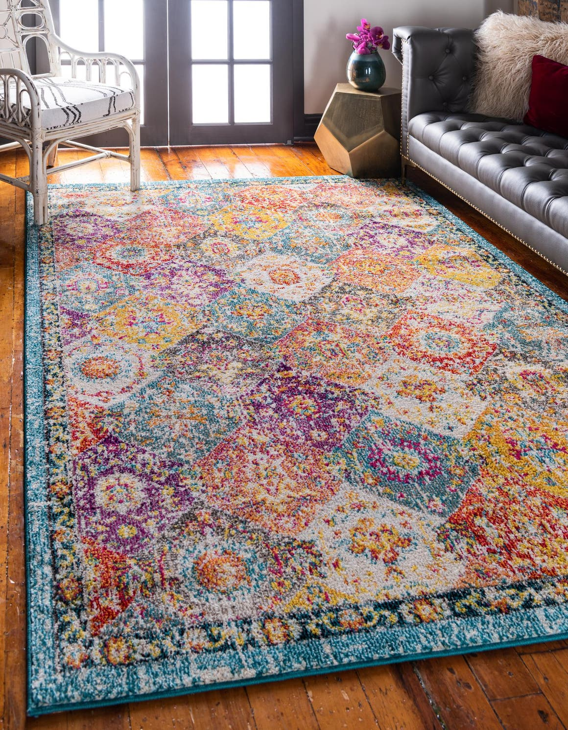 10' x 14' Carrington Rug main image