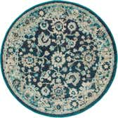 3' 3 x 3' 3 Carrington Round Rug thumbnail