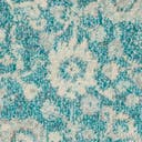 Link to Turquoise of this rug: SKU#3143468