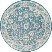 6' x 6' Carrington Round Rug thumbnail