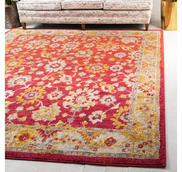8' x 8' Carrington Square Rug main image