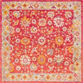 8' x 8' Carrington Square Rug thumbnail