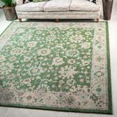 8' x 8' Madeline Square Rug thumbnail