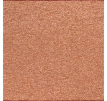 10' 2 x 10' 3 Outdoor Solid Square Rug main image