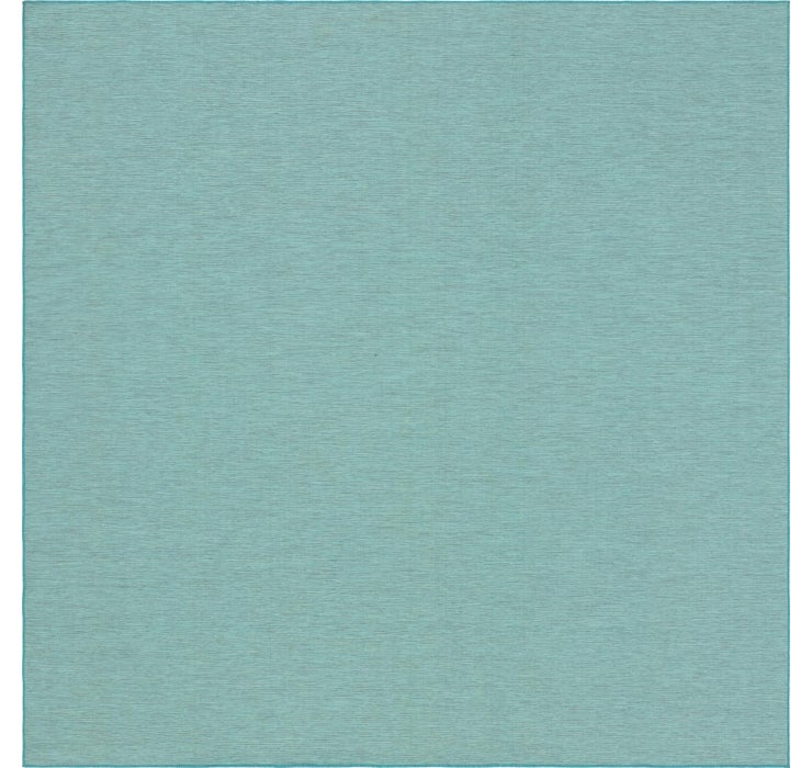 310cm x 312cm Outdoor Solid Square Rug