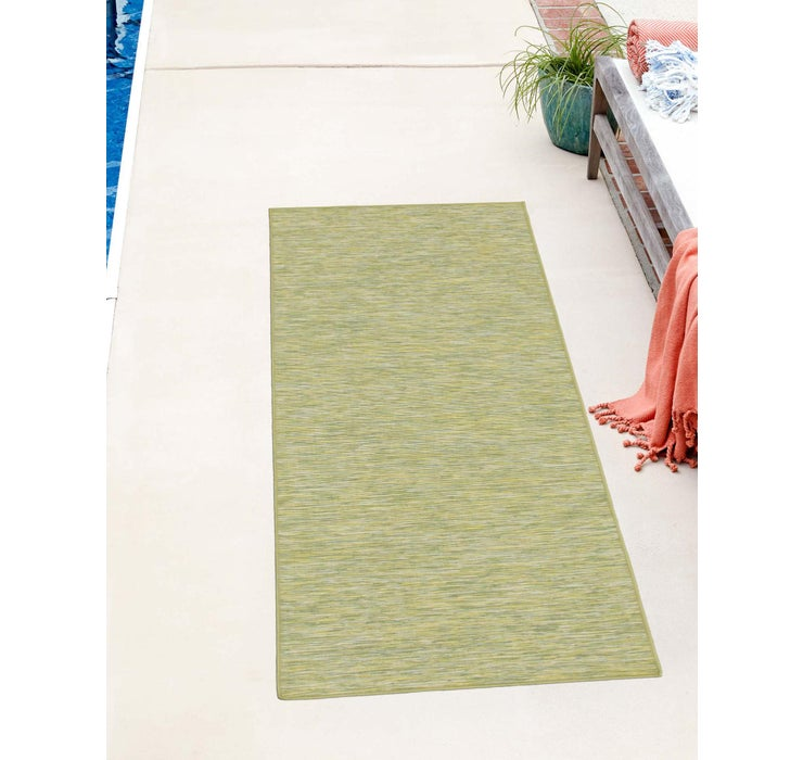 60cm x 183cm Outdoor Solid Runner Rug