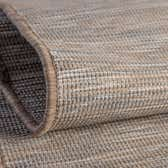 9' 4 x 12' Outdoor Solid Rug thumbnail