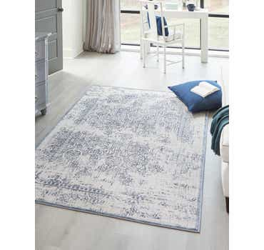 Image of  Blue Derbyshire Rug